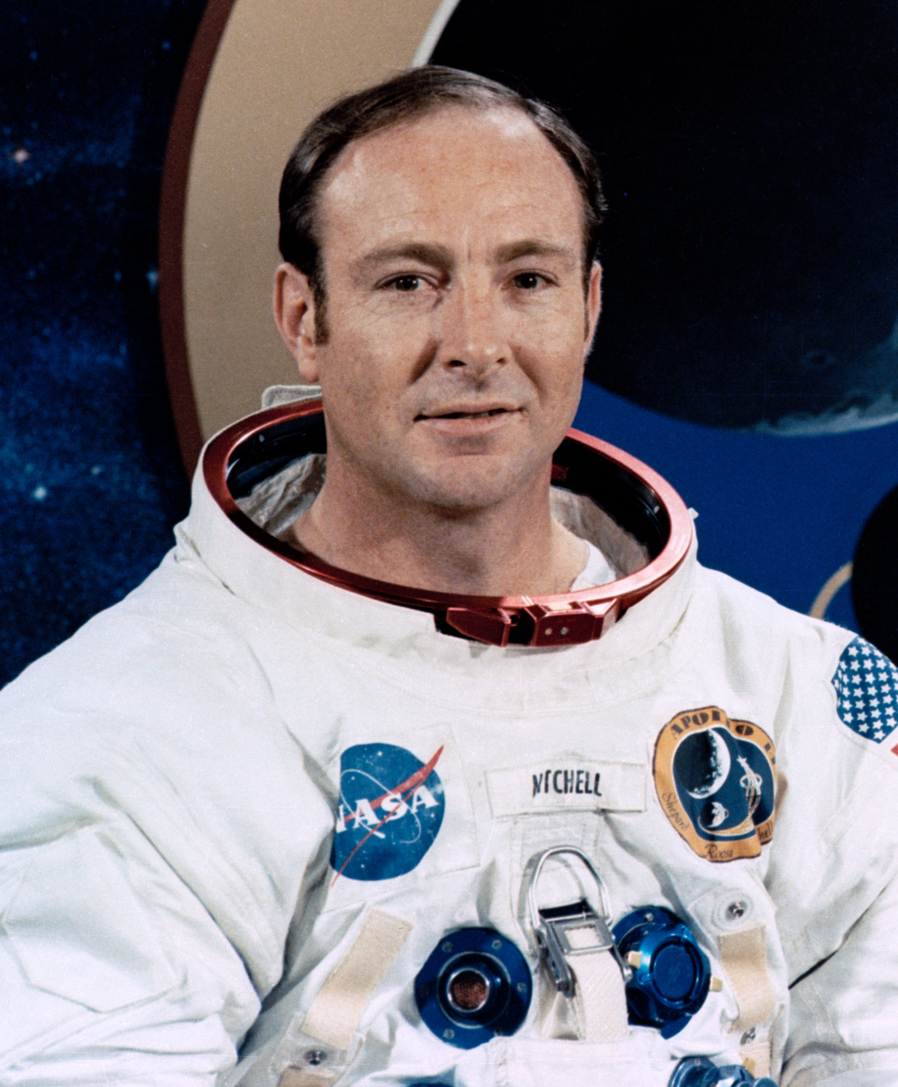 Dr. Edgar Mitchell Has Passed Away…