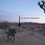 Joshua Tree ET locations