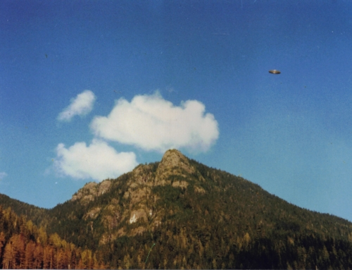 Vancouver Island, British Columbia, Canada, October 8, 1981