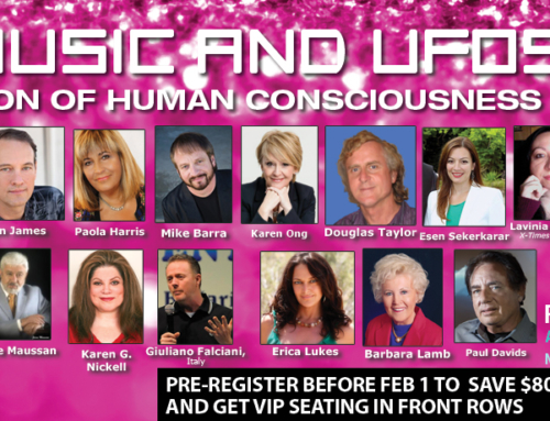 Special Appearance By Dr. Greer – The 2016 Laughlin UFO Symposium